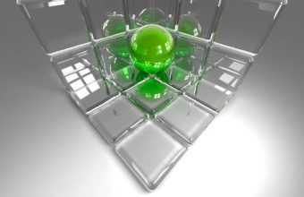 Pace Ball Cube 1280 X 1024 340x220