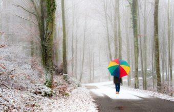 Park Person Umbrella 1440 X 900 340x220