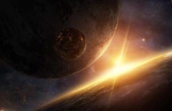 Planet Rays Light 1920 x 1140 340x220