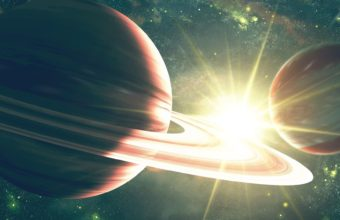 Planet Ring Space 1920 x 1120 340x220