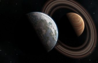 Planet Ring Stars 1920 x 1180 340x220