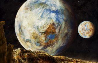 Planet Space Sky 2560 x 2048 340x220