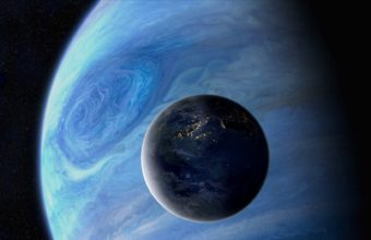 Planet Space Stars 1920 X 1060 340x220