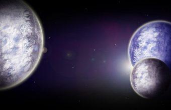 Planet Three Space 1920 x 1080 340x220