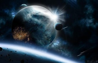 Planets Asteroids Speed 1920 x 1180 340x220