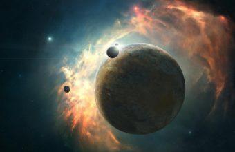 Planets Galaxies Star 1920 x 1150 340x220
