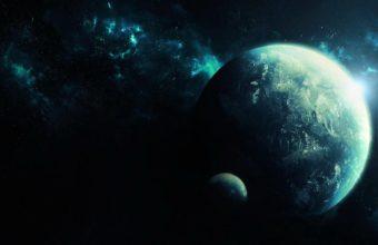 Planets Space Nebula 1920 X 1060 340x220