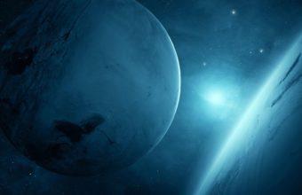 Planets Star Galaxies 1920 x 1130 340x220