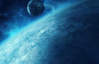 Planets Stars Nebula 1440 x 885 340x220