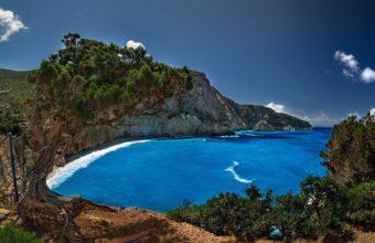 Porto Katsiki Lefkada Greece 2048 x 1280 340x220