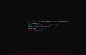 Programming Wallpapers 09 2560 x 1600 340x220