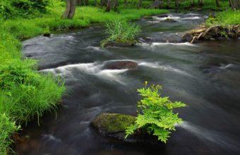 River Across 1680 x 1050 340x220