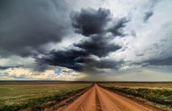 Road Sky Nature 1920 x 1200 340x220