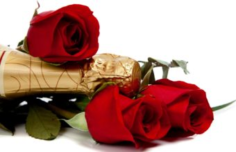 Roses Red Three 1920 x 1200 340x220
