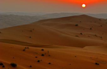 Rub Al Khalid Sunset 4000 x 3000 340x220