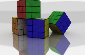 Rubiks Cube Colorful Size 1200 X 900 340x220