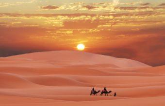 Sahara Desert Morocco Berber 1920 x 1200 340x220