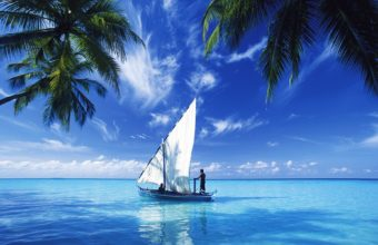 Sailing Over Indian Ocean 1920 x 1200 340x220