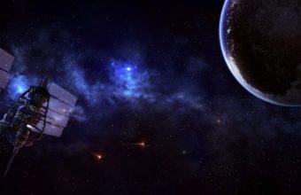 Sci Fi Science Fiction Cg Digital Art 2560 x 1600 340x220