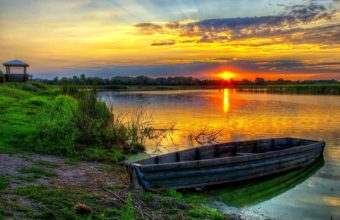 Silent Sunset Horizon 1920 x 1200 340x220