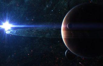 Sky Space Planet 1920 x 1080 340x220