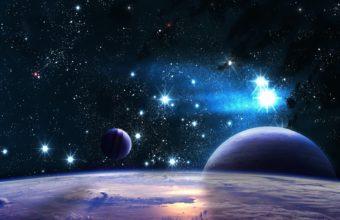Sky Universe Stars 1680 x 1050 340x220