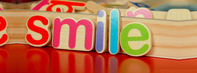 Smile Facebook Cover Photo 768x284