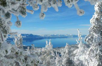 Snow Sky Winter 1440 X 900 340x220