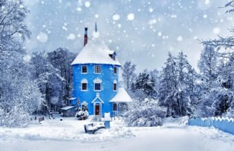 Snowfall Wallpapers 18 2048 x 1152 340x220