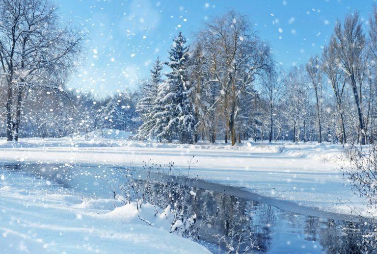 Snowfall Wallpapers 19 3000 x 2023 768x518
