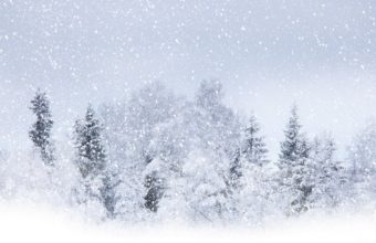 Snowfall Winter Precipitation 1440 X 810 340x220