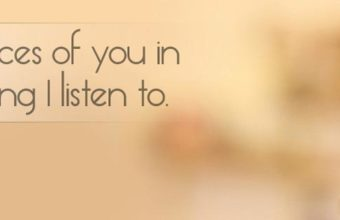 Song Quote Beautiful Facebook Cover Photo 851 X 315 340x220