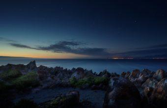 South Africa Ocean Night 2048 x 1215 340x220