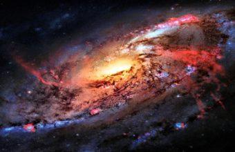 Space Flight Sky 1920 X 1080 340x220