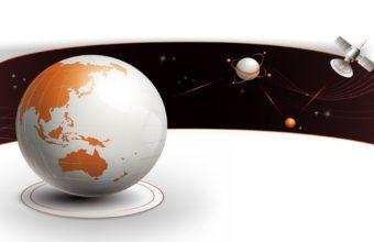 Space Land Satellite 1920 x 1200 340x220