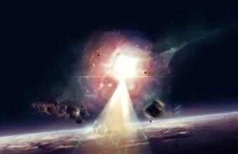 Space Meteorites Energy 1920 x 1050 340x220