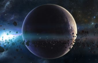 Space Planets Asteroids 2560 X 1440 340x220
