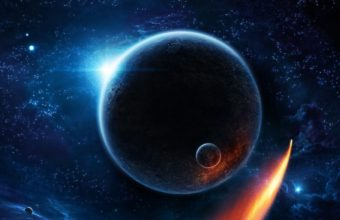 Space Planets Stars 1440 x 795 340x220