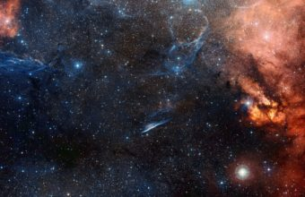 Space Sky Stars 2560 x 1600 340x220