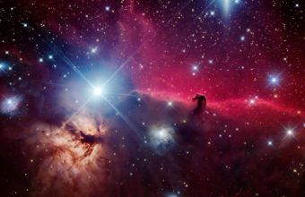 Space Stars Beautiful Nebula Horsehead 1920 x 1200 340x220