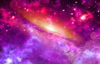 Space Universe Nebula 1920 x 1080 340x220