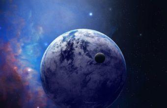 Stars Nebula Planets 1600 x 1100 340x220
