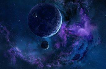 Stars Planets Nebula 1920 X 1180 340x220