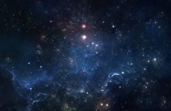 Stars Space Nebula 2560 X 1600 340x220