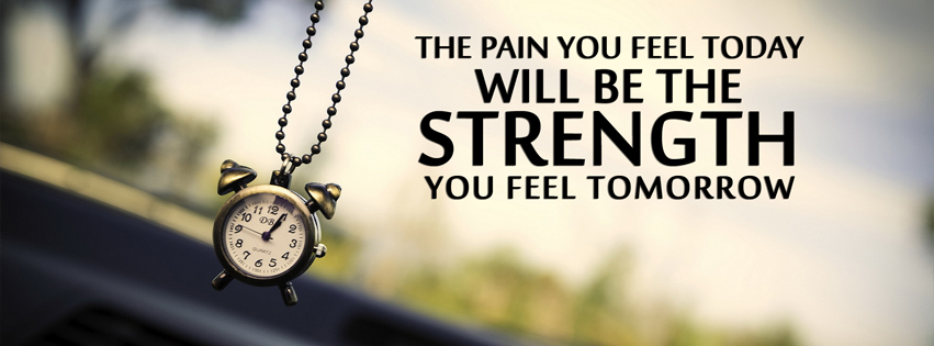 Strength Thought Facebook Cover Photo 851 X 315 768x284
