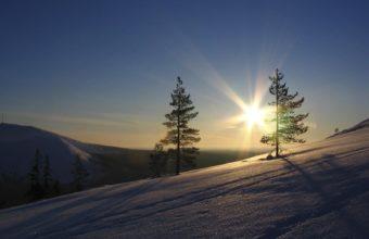Sun Pines Slope 1600 x 1200 340x220