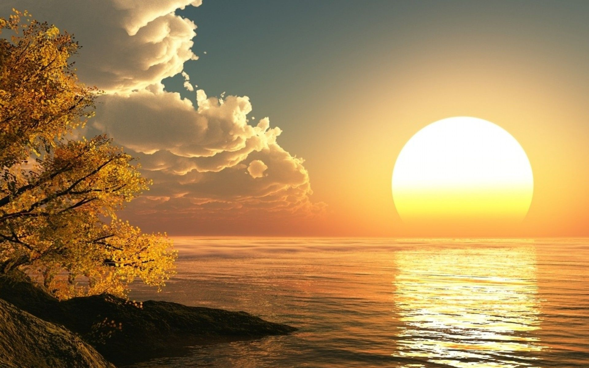 sun wallpapers 19 1920 x 1200