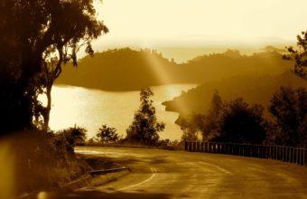 Sunny Road 2560 x 1600 340x220