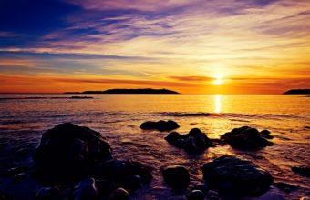 Sunrise Beach 2560 x 1600 340x220