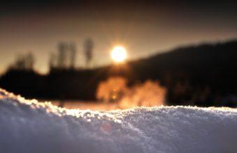 Sunrise Behind The Snow 2560 x 1600 1 340x220